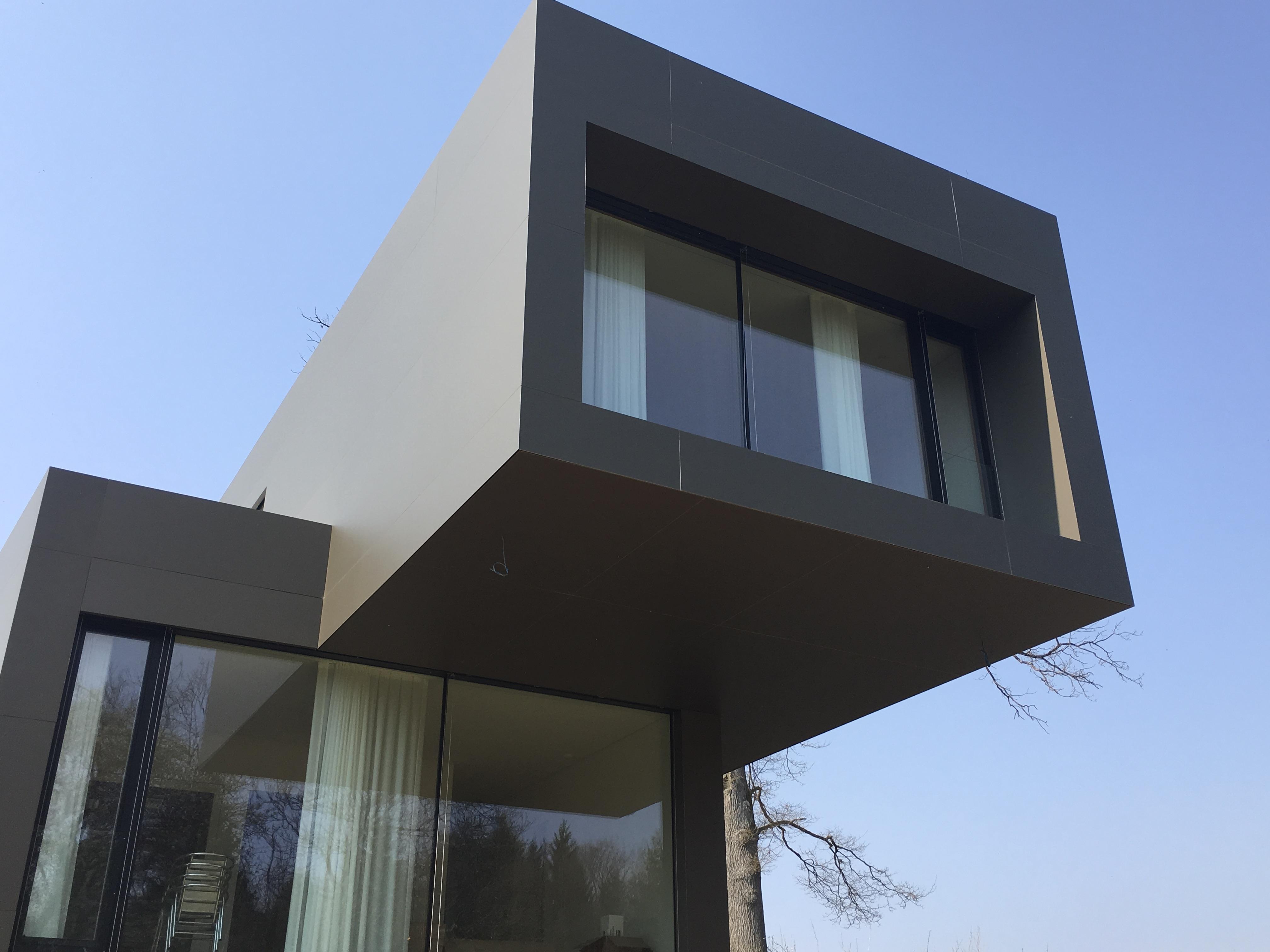 fassade haus s zidek. Black Bedroom Furniture Sets. Home Design Ideas